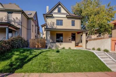 2145 Williams Street, Denver, CO 80205 - #: 5614566