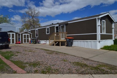 9595 Pecos Street UNIT 393, Thornton, CO 80260 - #: 5614803