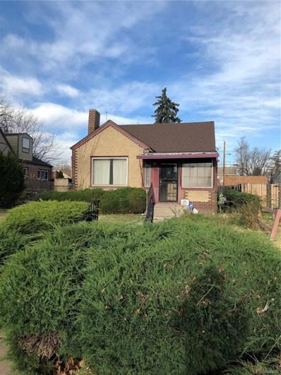 2645 Eudora Street, Denver, CO 80207 - MLS#: 5619451