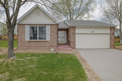 4813 Greenwich Place, Highlands Ranch, CO 80130 - MLS#: 5619472