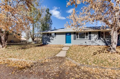 10715 W 48th Avenue, Wheat Ridge, CO 80033 - MLS#: 5624417