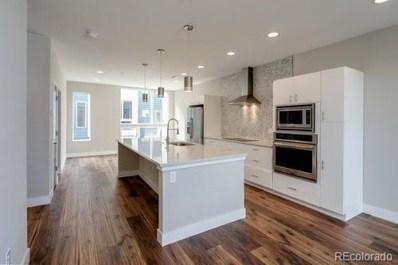 1611 Harlan Street UNIT 4, Edgewater, CO 80212 - MLS#: 5625359