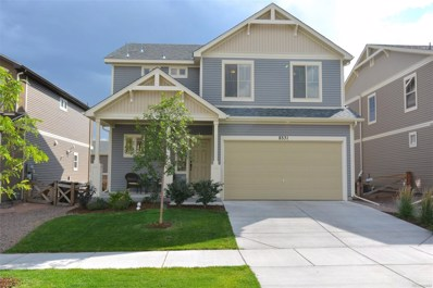 8531 Briar Brush Lane, Colorado Springs, CO 80927 - MLS#: 5626330