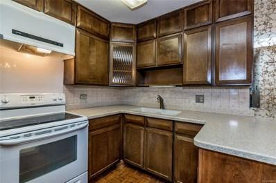 610 S Alton Way UNIT 12B, Denver, CO 80247 - MLS#: 5628571