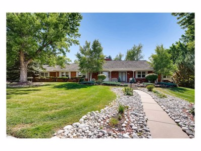 5550 Pemberton Drive, Greenwood Village, CO 80121 - MLS#: 5629379