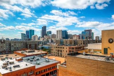 2261 Blake Street UNIT 2G, Denver, CO 80205 - #: 5630239