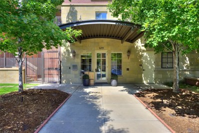 1699 N Downing Street UNIT 310, Denver, CO 80218 - MLS#: 5630456