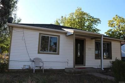 795 S Navajo Street, Denver, CO 80223 - MLS#: 5633417