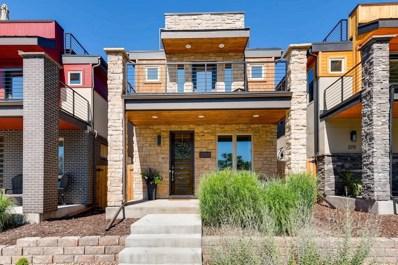 3707 Mariposa Street, Denver, CO 80211 - MLS#: 5638018