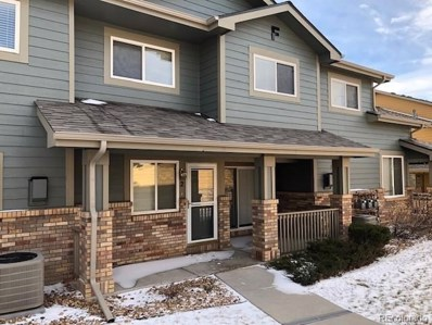 2900 Purcell Street UNIT F-2, Brighton, CO 80601 - MLS#: 5644113