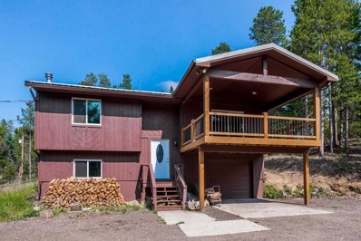 12229 Circle Drive, Conifer, CO 80433 - #: 5644547