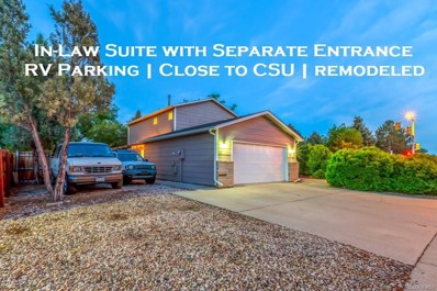 3572 Tradition Drive, Fort Collins, CO 80526 - MLS#: 5650985