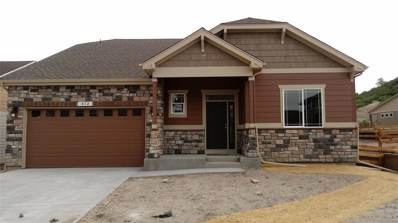 660 Sage Grouse Circle, Castle Rock, CO 80109 - MLS#: 5654326