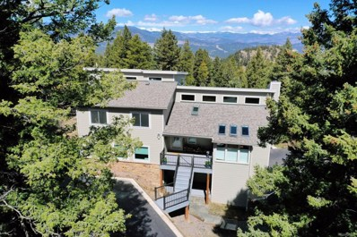 4996 Bear Mountian Drive, Evergreen, CO 80439 - #: 5657461