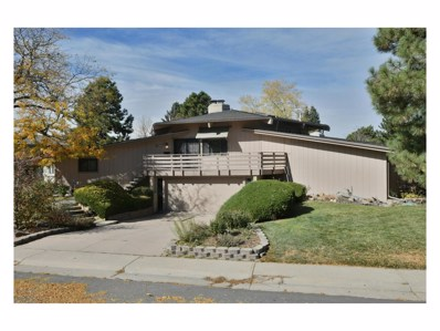 3161 S Jasmine Way, Denver, CO 80222 - MLS#: 5660932