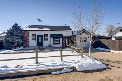 693 S 5th Avenue, Brighton, CO 80601 - MLS#: 5663886