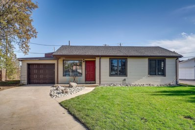 4460 Harlan Court, Wheat Ridge, CO 80033 - #: 5664332