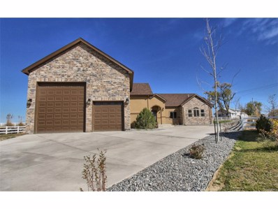 116 S Trail Blazer Road, Fort Lupton, CO 80261 - MLS#: 5664945