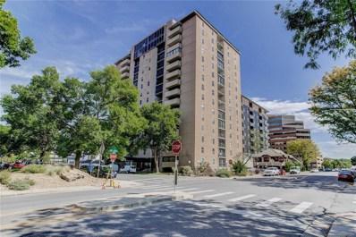 2 Adams Street UNIT 1008, Denver, CO 80206 - MLS#: 5665992