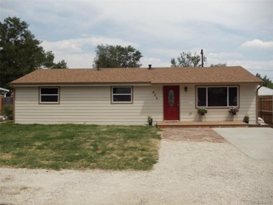 450 Benton Street, Lakewood, CO 80226 - MLS#: 5666235