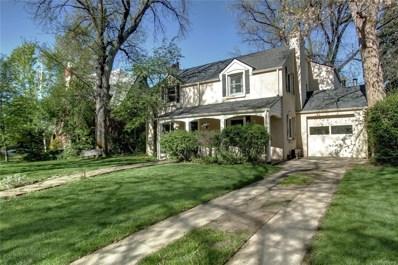 1617 Hudson Street, Denver, CO 80220 - #: 5670662