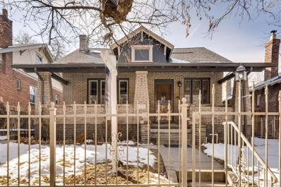 1055 Detroit Street, Denver, CO 80206 - #: 5672103