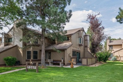 10772 W Florida Avenue UNIT C, Lakewood, CO 80232 - #: 5675229