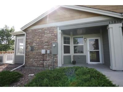 12830 Jasmine Street UNIT A, Thornton, CO 80602 - MLS#: 5679799