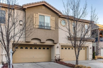 10122 Bluffmont Lane, Lone Tree, CO 80124 - #: 5680512