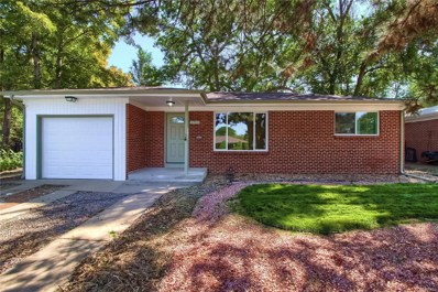 4680 Reed Street, Wheat Ridge, CO 80033 - MLS#: 5681683