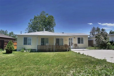 1948 Jay Street, Lakewood, CO 80214 - #: 5684225