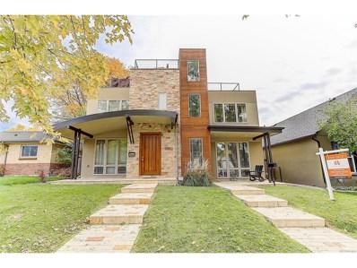 2150 Osceola Street, Denver, CO 80211 - MLS#: 5684308