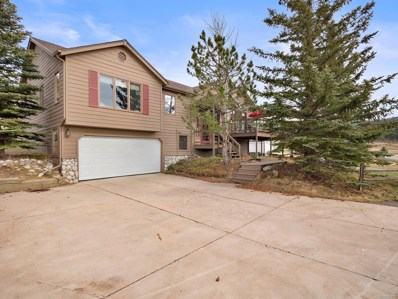 9050 Grizzly Way, Evergreen, CO 80439 - #: 5685736