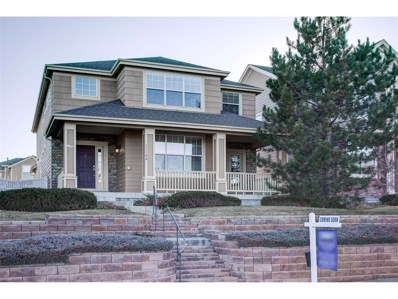 11100 Night Heron Drive, Parker, CO 80134 - MLS#: 5691435