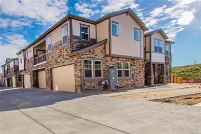 24876 E Calhoun Place UNIT B, Aurora, CO 80016 - #: 5692076