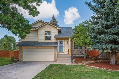 761 Howe Street, Castle Rock, CO 80104 - MLS#: 5692695