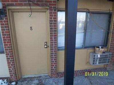 5995 W Hampden Avenue UNIT A8, Denver, CO 80227 - MLS#: 5694944