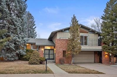 7465 E Kenyon Avenue, Denver, CO 80237 - #: 5695217