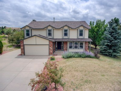 850 Wuthering Heights Drive, Colorado Springs, CO 80921 - MLS#: 5696217