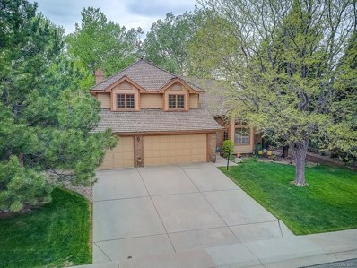 1550 W Dry Creek Road, Littleton, CO 80120 - #: 5696707