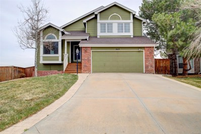 869 Redwood Court, Highlands Ranch, CO 80126 - MLS#: 5702235