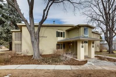 615 S Clinton Street UNIT 1B, Denver, CO 80247 - MLS#: 5707862