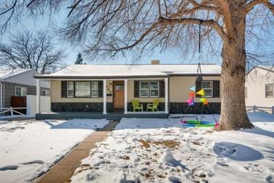 1785 S Elm Street, Denver, CO 80222 - MLS#: 5709382