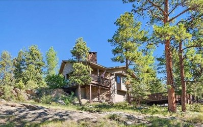 31329 Quarter Horse Road, Evergreen, CO 80439 - #: 5718599