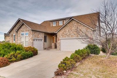 1752 Peninsula Circle, Castle Rock, CO 80104 - MLS#: 5723313