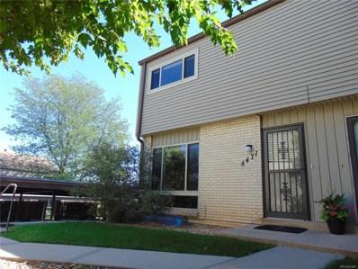 4471 W Ponds Circle, Littleton, CO 80123 - MLS#: 5723373