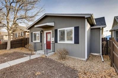 1424 Tamarac Street, Denver, CO 80220 - MLS#: 5724467