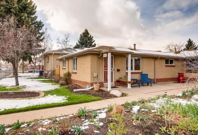 4951 W 36th Avenue, Denver, CO 80212 - MLS#: 5724772