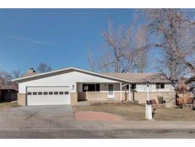 1611 S Coffman Street, Longmont, CO 80501 - MLS#: 5725142