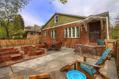 1660 Cherry Street, Denver, CO 80220 - MLS#: 5730853